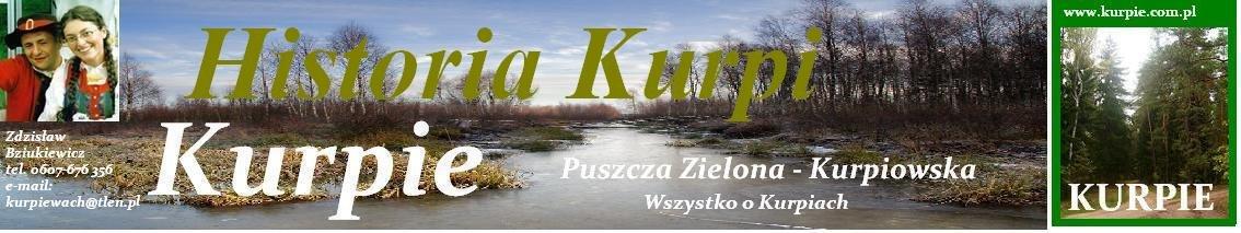 Historia Kurpi Kurpie Kurpiowska Puszcz Zielona